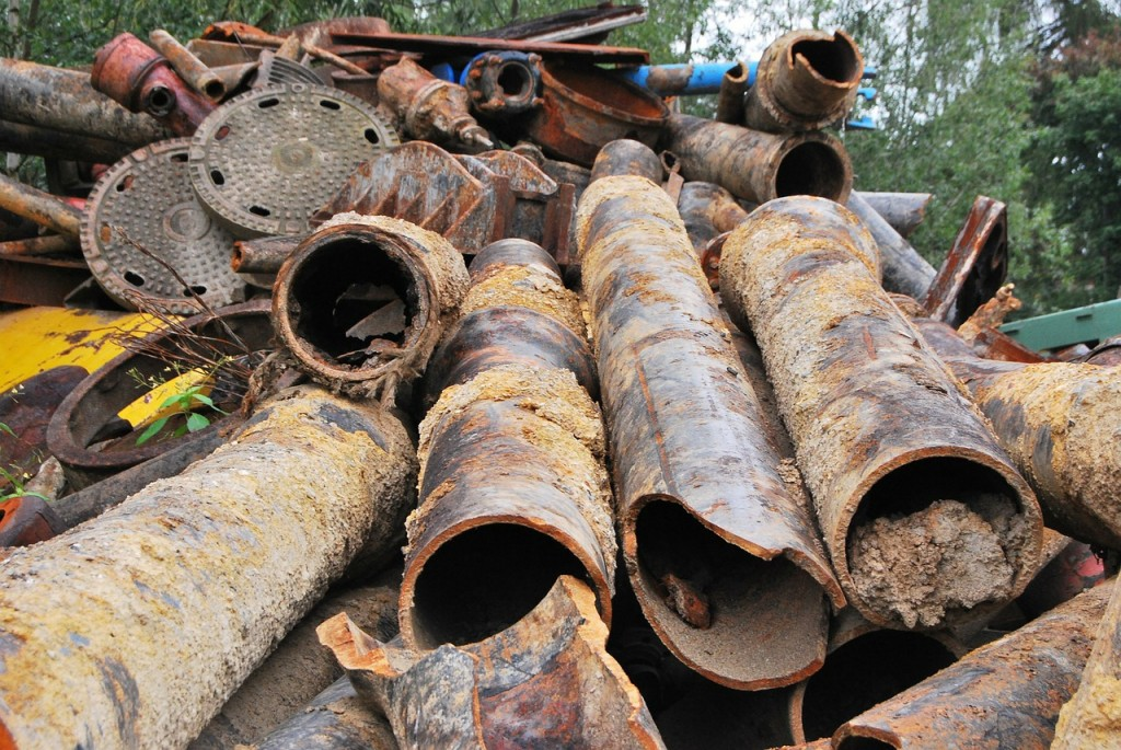 Расценка на демонтаж трубы гофрированной